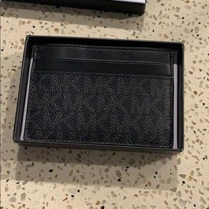 Brand new Michael Kors card case